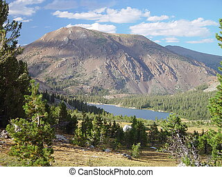 Inyo National Forest I - A breath taking view of Inyo...