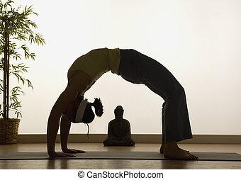 ioga, destaca