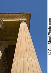 ionic Classical Column