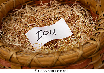 IOU my retirement - Borrowing from the nest egg, from...