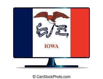 Iowa Flag TV