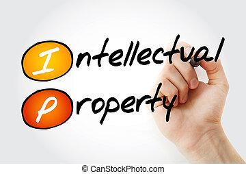 ip, - , διανοούμενος , γραφικός χαρακτήρας , ιδιοκτησία, περιουσία
