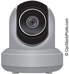 IP Security Camera - WiFi Wireless IP Security Camera