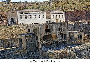 iparág, bányászás