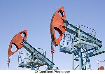 iparág, olaj, 4