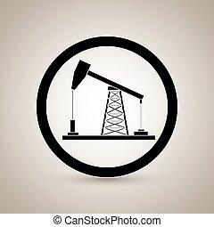 iparág, olaj, tervezés