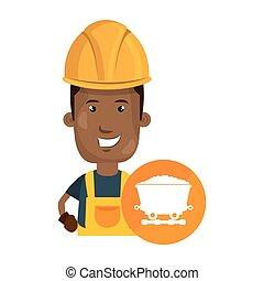 ipari munkás, avatar