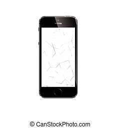 iphone, plus, pomme, 6
