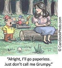 ir, paperless