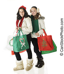 ir,  tweens,  shopping, Natal