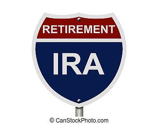 ira, 退休, 你, 基金