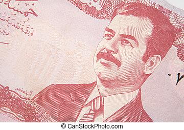 iraki, dinars