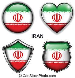 Iran icons