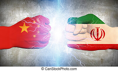 Iran vs China