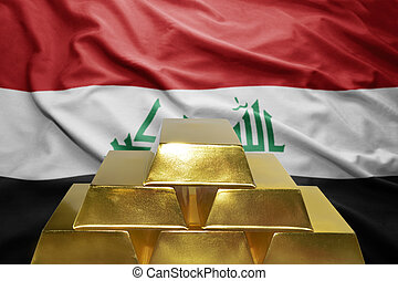 iraqi gold reserves