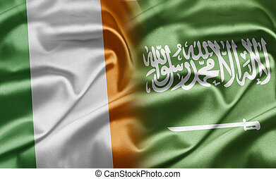 Ireland and Saudi Arabia