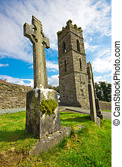 Ireland Graveyard
