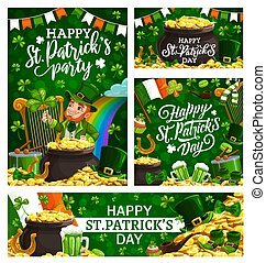 Ireland national religious holiday, Patricks day