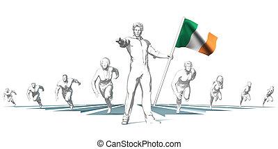 Ireland Racing to the Future