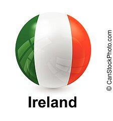 ireland state flag