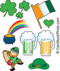 Irish Collage - A great collection of cool little Irish...