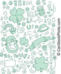 Irish Doodle
