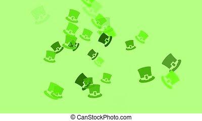 Irish Hats - Irish hats continuously shoot towards the...