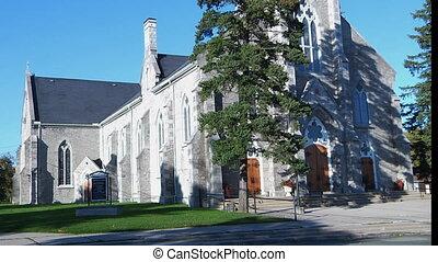 Irish historical Cathedral
