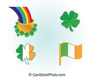 Irish icons
