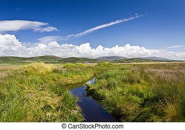 Irish landscape - Dingle Penisula