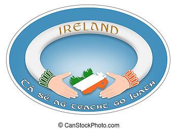 Irish Ring - Irish ring