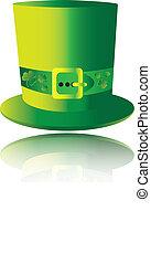 Irishman's Hat (reflected)