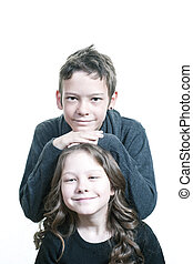 irmã, irmão
