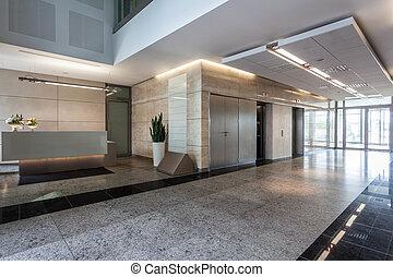 irodaépület