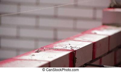 Iron bars for brickwork Bricklaying