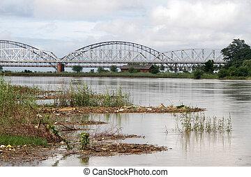 Iron bridges
