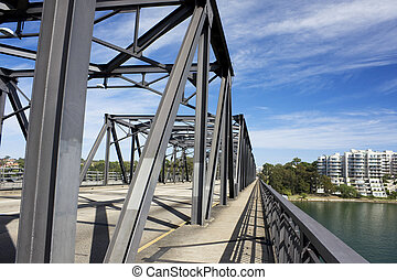 Iron Cove Bridge, Sydney