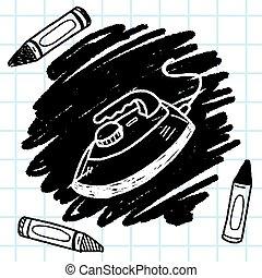 iron doodle