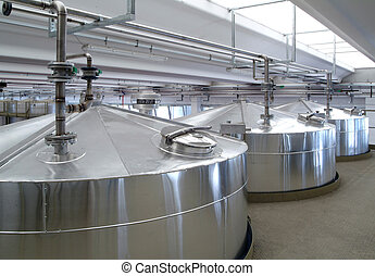 Iron tanks - Industrial iron tanks