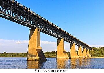 Iron Train Bridge