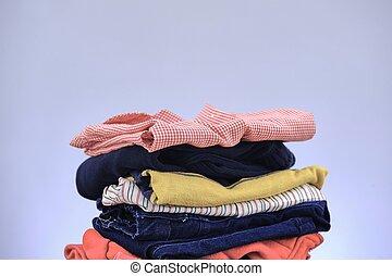ironing, tijd