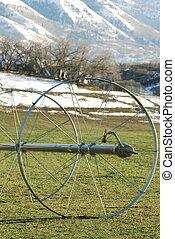 Irrigation Wheel Line