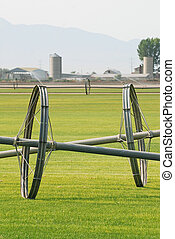 Irrigation Wheel lines