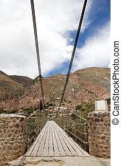 Iruya village in the Salta Province, Argentina