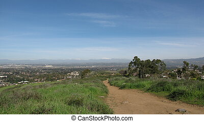 Irvine Open Space, Irvine, CA