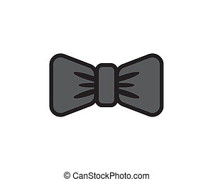 bow tie - is a symbol that symbolizes the fashion of a bow...