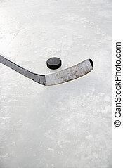is, hockey.