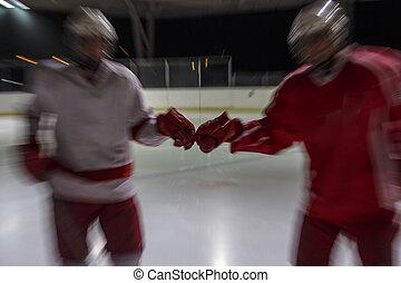 is spillere hockey, 2015