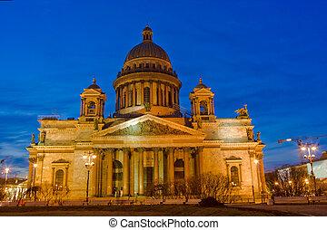 isakievskij, catedral