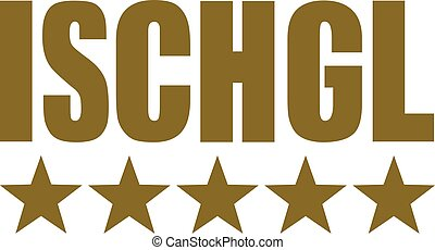 Ischgl with five stars